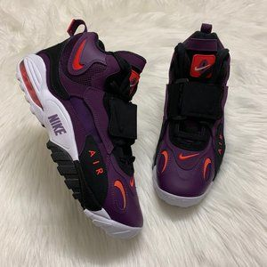 Nike Air Max Speed Turf Purple Bright Crimson